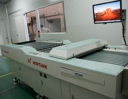PCB factory Inspection Hole Machine