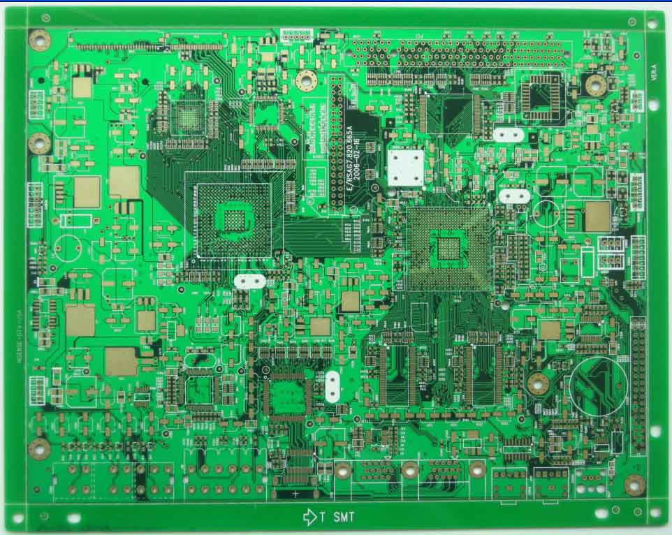 8 layers ENIG PCB, PCB factory,China PCB manufacturer,Printed Circuit Board,PCB production,China PCB factory, PCB prototyping